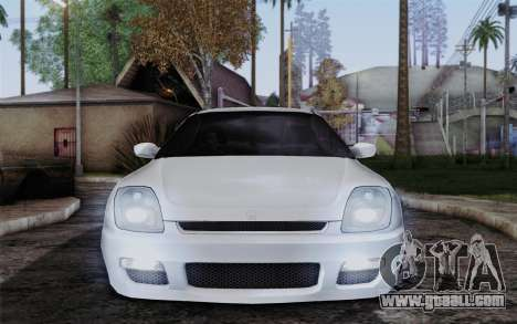 Honda Prelude 2.2 VTi DOHC VTEC 1996 for GTA San Andreas right view