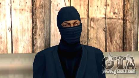 Ninja for GTA San Andreas third screenshot