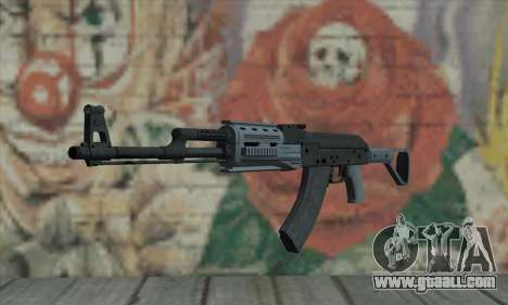 The AK47 of GTA V for GTA San Andreas