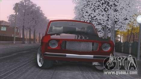 GAZ 24-10 Volga for GTA San Andreas