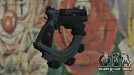 The gun from Timeshift for GTA San Andreas second screenshot