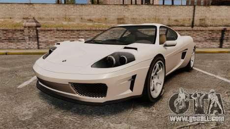 Turismo Sport for GTA 4