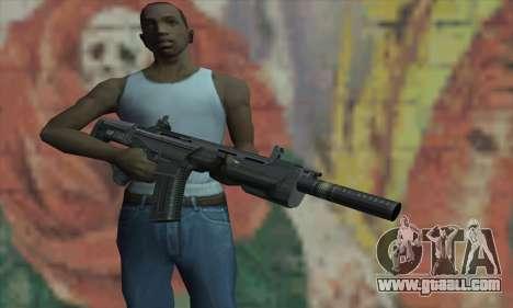 SCAR of the CryENGINE 3 for GTA San Andreas third screenshot