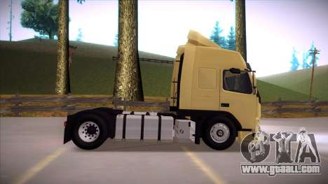 Volvo FM 2013 for GTA San Andreas left view