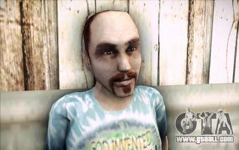 Uncle Dave for GTA San Andreas third screenshot
