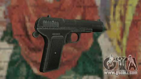 TT Pistol for GTA San Andreas third screenshot