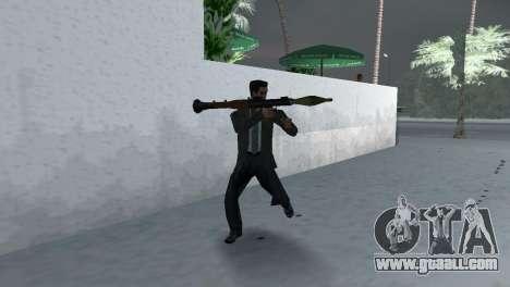 Retekstur weapons for GTA Vice City ninth screenshot