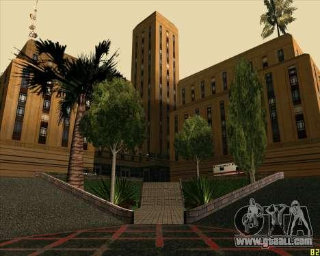 New HD Hospital for GTA San Andreas