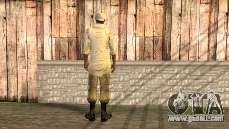 Usam Ben Laden for GTA San Andreas second screenshot