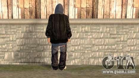 Duv for GTA San Andreas second screenshot