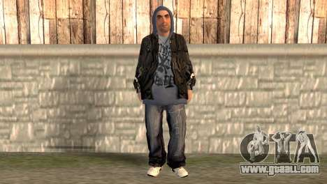 Duv for GTA San Andreas