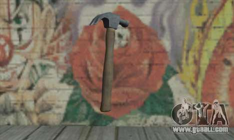 Hammer of GTA V for GTA San Andreas second screenshot
