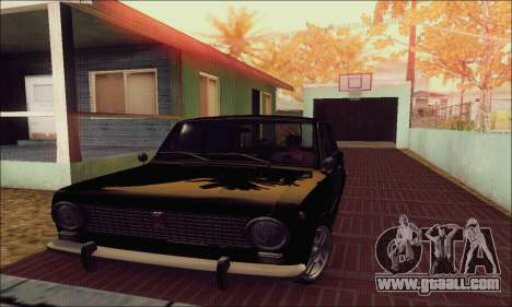 VAZ 2101 for GTA San Andreas side view