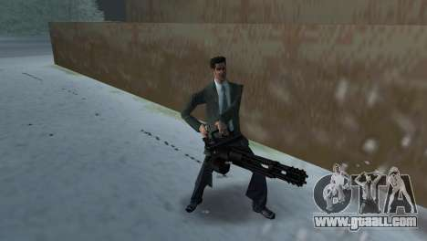 Retekstur weapons for GTA Vice City seventh screenshot