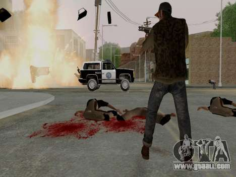Trevor Phillips for GTA San Andreas second screenshot