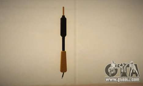A soldering iron for GTA San Andreas