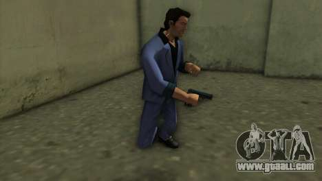 HK USP Compact for GTA Vice City forth screenshot