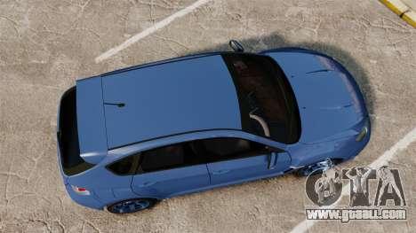 Subaru Impreza 2010 for GTA 4 right view