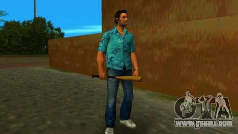 Baseball bat from GTA IV for GTA Vice City