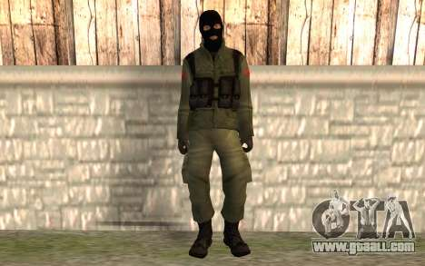 Chinese terrorist for GTA San Andreas