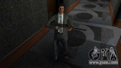 Retekstur weapons for GTA Vice City tenth screenshot