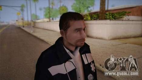 The Medic from GTA 4 for GTA San Andreas third screenshot