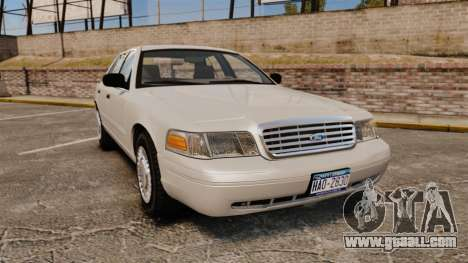 Ford Crown Victoria 1998 v1.1 for GTA 4