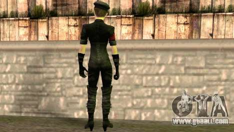 FGirL for GTA San Andreas second screenshot