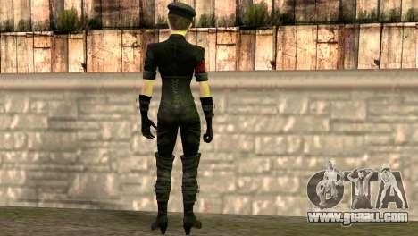 FGirL for GTA San Andreas second screenshot