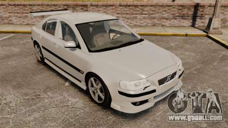 Volvo S60R for GTA 4 side view