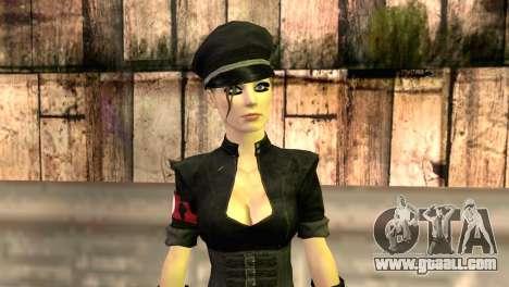 FGirL for GTA San Andreas third screenshot