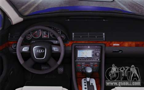 Audi A4 2005 Avant 3.2 Quattro Open Sky for GTA San Andreas right view