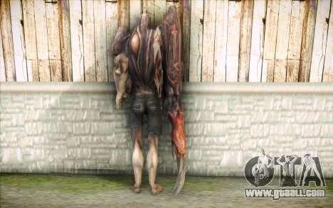 William Birkin for GTA San Andreas second screenshot