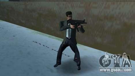 Retekstur weapons for GTA Vice City sixth screenshot