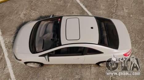 Honda Civic Si v2.0 for GTA 4 right view