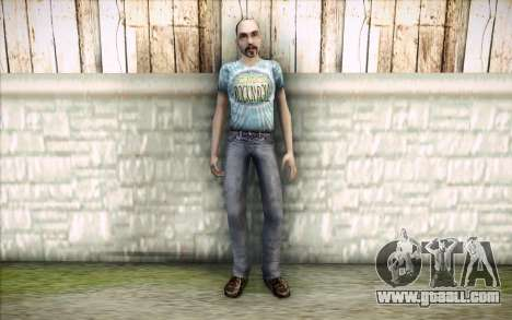 Uncle Dave for GTA San Andreas