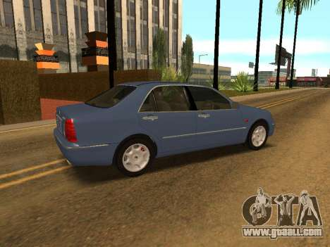 Toyota Progres for GTA San Andreas back view