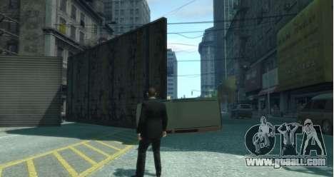 CreatorMod Z for GTA 4 third screenshot