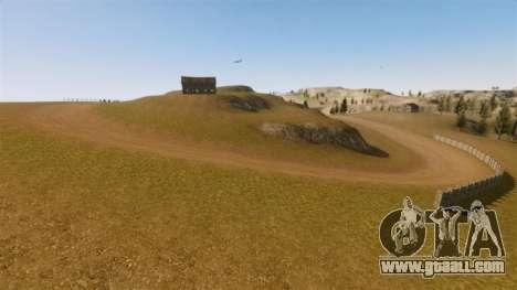 Cliffside Location Rally for GTA 4 seventh screenshot