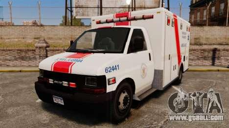 Brute B.C. Ambulance Service [ELS] for GTA 4