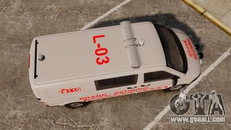 Volkswagen Transporter T5 2010 [ELS] for GTA 4 right view