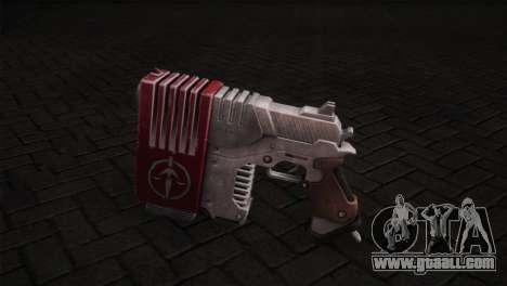 Magnum Pistol for GTA San Andreas