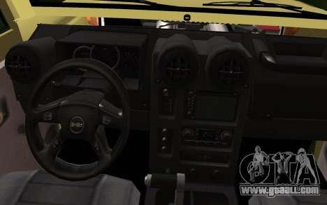 Toyota Land Cruiser Machito 2013 6Puertas 4x4 for GTA San Andreas right view