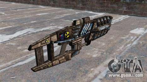 Fusion gun for GTA 4 second screenshot