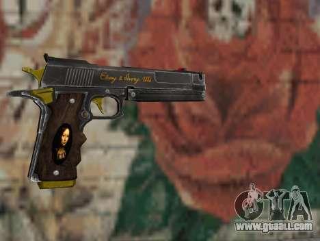 Ivori for GTA San Andreas second screenshot