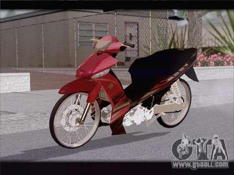 Yamaha Vega ZR for GTA San Andreas