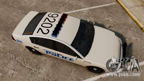 Pinnacle Police LCPD [ELS] for GTA 4 right view