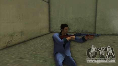 Riot Gun 1897 for GTA Vice City third screenshot