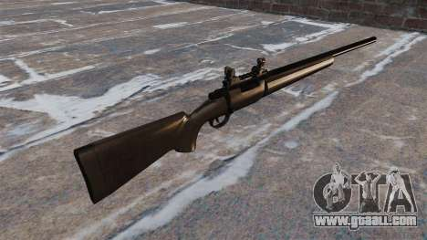 Remington 700 sniper rifle for GTA 4 second screenshot