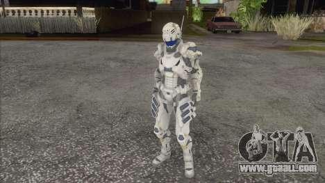 Vanquish for GTA San Andreas second screenshot
